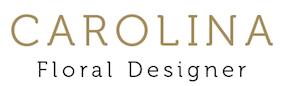 Carolina – Floral Designer Logo